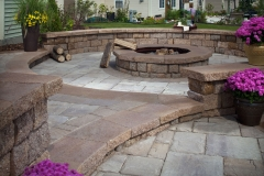 Advertising photographs for Belgard Hardscapes. Projects located in Minnesota and Wisconsin.